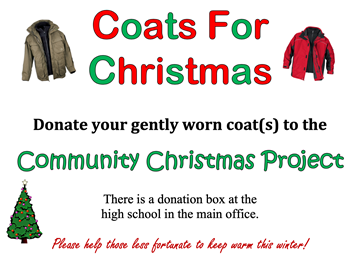 Coats for christmas